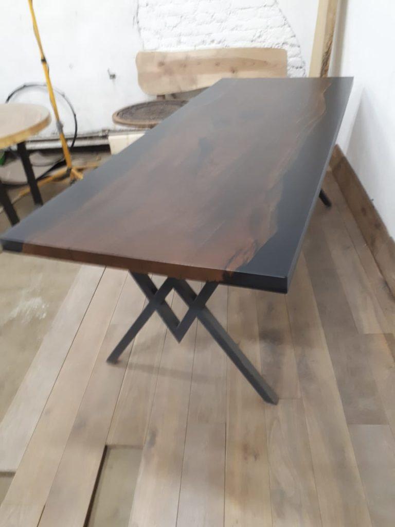 столы из слэба, Необычные столы