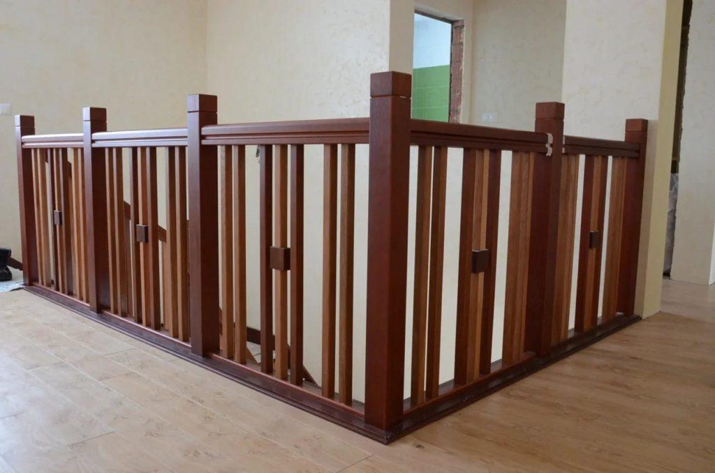 деревянные лестницы и балюстрады