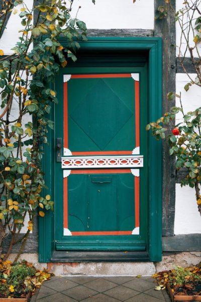 реставрация дверей из массива